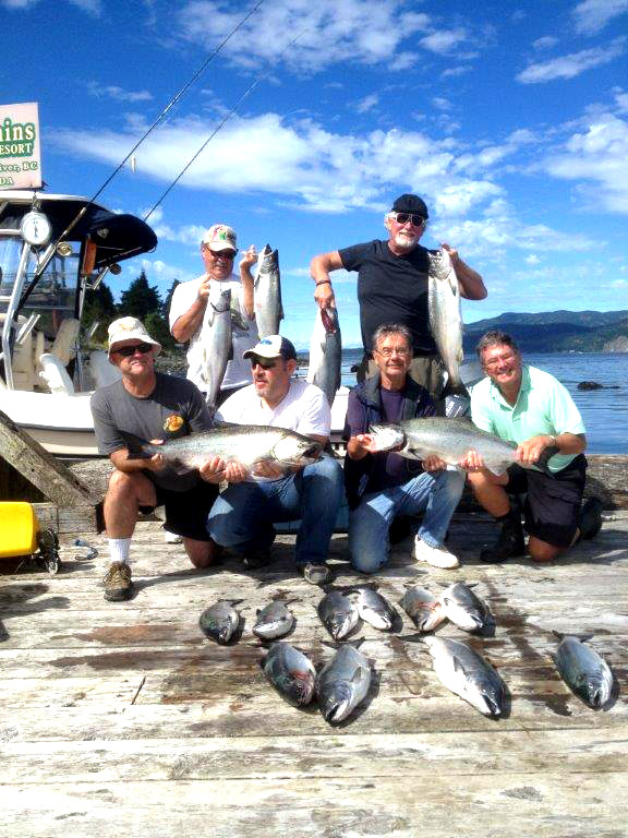 Peniuk Sportfishing - catch Wild Westcoast Salmon