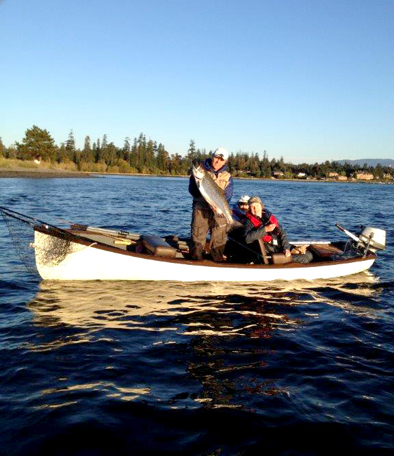 My boats paniuk 39 s sportfishing charters in campbell for Campbell river fishing