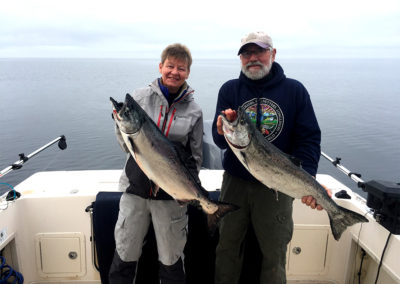Peniuk's Sportfishing - Salmon Fishing in Campbell River, BC